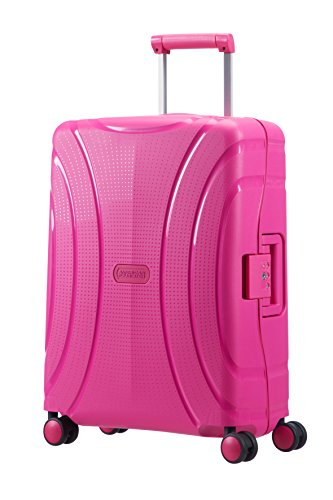 American Tourister Lock'N'Roll spinner, Rojo (Formula Red),...