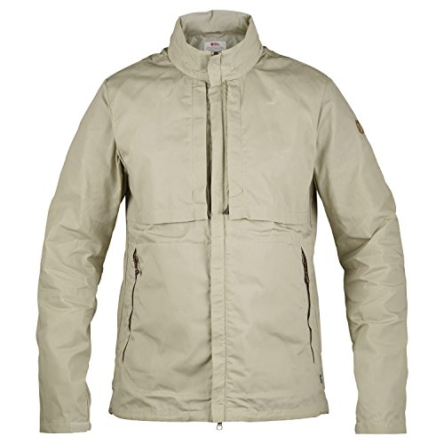 FjallRaven Veste casual Travellers Jacket savana dark beige 235