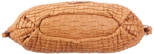 ESPRIT H15011, Damen Umhängetaschen, Orange (Sienna 715), 28x36x9 cm (B x H x T) Orange (Sienna 715)