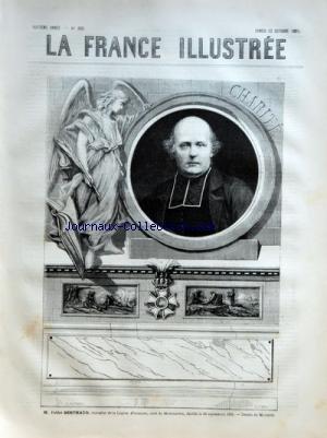 FRANCE ILLUSTREE (LA) [No 360] du 22/10/1881