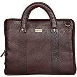 "SCHARF Genuine Leather 14"" Laptop Sleeve"