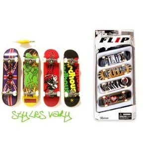 96mm Board - 4 Pack RANDOM Skateboard - Tech Deck