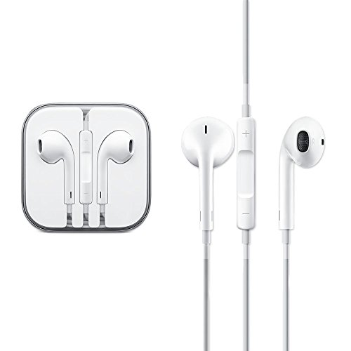 AT Shopping Earphone/Handsfree/Headphone Compatible For LG K5 - White