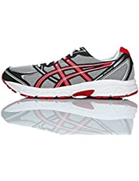 Asics Zapatillas Performance Patriot 6 Blanco / Rojo / Negro EU 40.5 (US 7.5)
