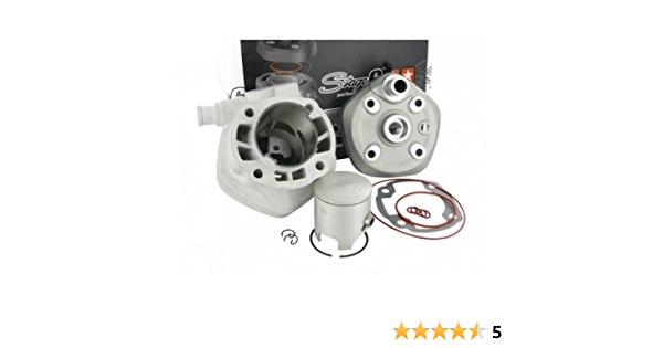 Zylinderkit Stage6 Racing 70cc Mkii 10mm Kolbenbolzen Für Minarelli Lc Auto
