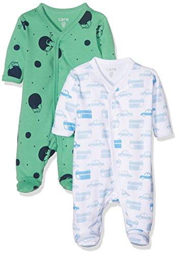 Care Body Para Bebés, Multicolor Winter Green 931, 62 cm, Pack de 2