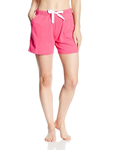 Seidensticker Anzug Kurz, Ensemble de Pyjama Femme Rose (Pink 504)