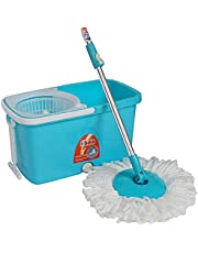Gala Popular Spin mop with easy wheels and bucket for magic 360 degree cleaning