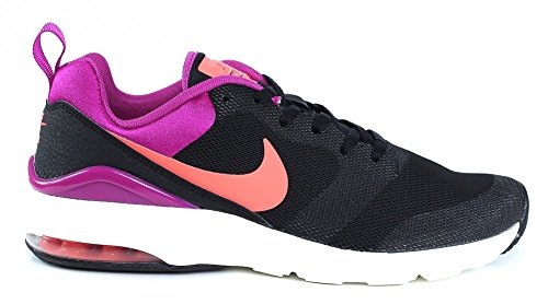 Nike  Wmns Air Max Siren, Baskets pour femme Blu - blu Black-Orange-Pink