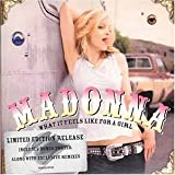 What It Feels Like for a Girl (with bonus poster) by Madonna (2001-04-24)