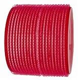 Jumbo adhesión rizador colour rojo, 73 mm Ø / contenido: 6 pcs