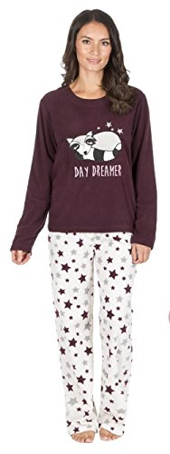 Forever Dreaming -  Pigiama due pezzi  - Donna Sleeping Racoon