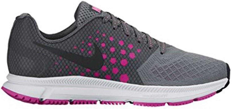 Nike Wmns Nike Zoom sábana – Cool Grey/Black de fr PNK de DK GRY