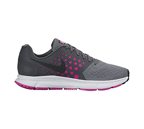 Nike Zoom Zoom Span Damen COOL GREY/BLACK-FR PNK-DK