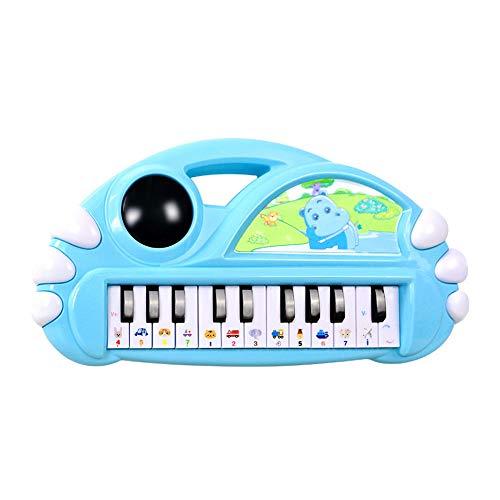 Hanbaili Juguete Musical Guay Aprendizaje De Niños with...