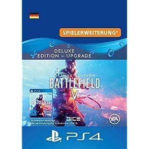 Battlefield V Deluxe Edition Upgrade – DLC PS4 Download Code – deutsches Konto