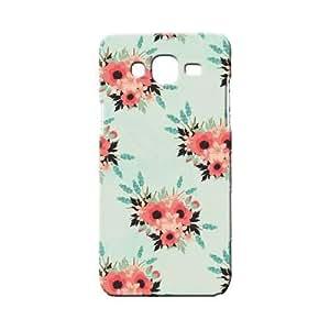 BLUEDIO Designer 3D Printed Back case cover for Samsung Galaxy E7 - G5849