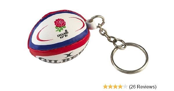 Gilbert Rugby Ball Keyring (England)  Amazon.co.uk  Sports   Outdoors 54cb49e67