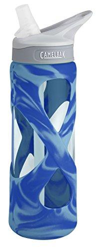 CamelBak Eddy Gourde Mixte Adulte, Blue/Aqua Swirl, 700 ML