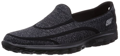 skechers-go-walk-2-super-sock-damen-walkingschuhe
