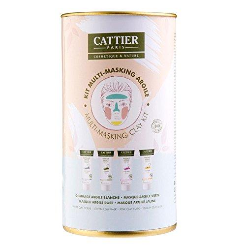 Cattier Kit Multi-Masking Argile