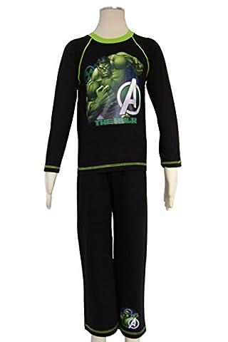 The Avengers - Ensemble de pyjama - Garçon multicolore noir - multicolore - Small