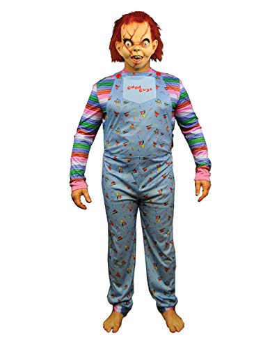 Horror-Shop Chucky Kostüm - Childs Play 2 Halloween Kostüm