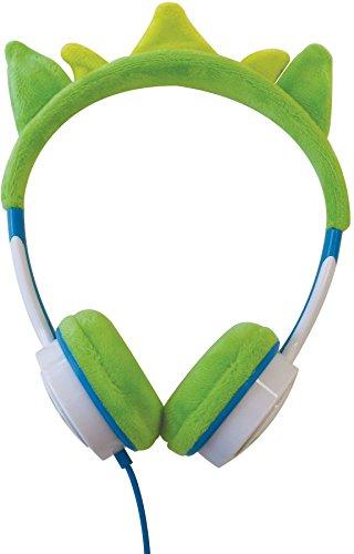iFrogz IFLRCH-GDG wenig Rockerz Kostüm kabelgebundene Kopfhörer Grüner Drache