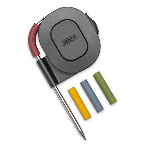 Weber Viande Igrill Pro Sonde pour thermomètre connecté, Noir, 3,2 x 10,8 x 5 cm
