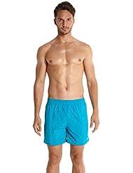 Speedo - Bañador - para hombre, hombre, color Azul - Azul (Aquarium), tamaño 2 X-grande