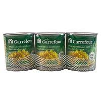 M Carrefour Corn Sweet Kernel Corn - 180x3 Gm