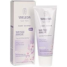 Weleda - Crema facial malva blanca 50 ml. de