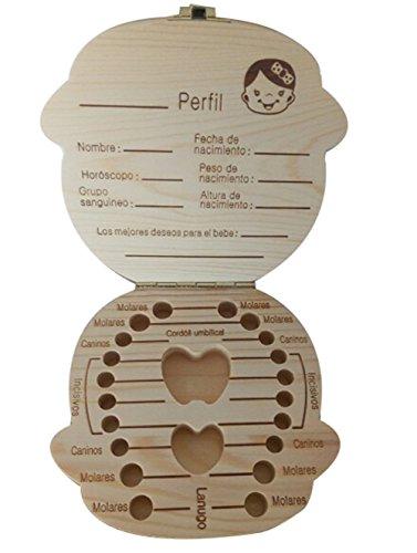westeng-caja-almacenamiento-madera-almacenaje-para-dientes-de-leche-nina-letra-espanol1pcs