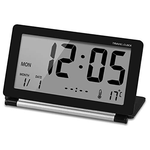 Belamoda Reloj Despertador de Viaje