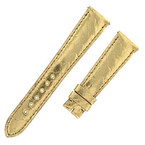 david-yurman-18-m-18-14-mm-oro-metallico-pitone-genuine-cinturino-per-orologio