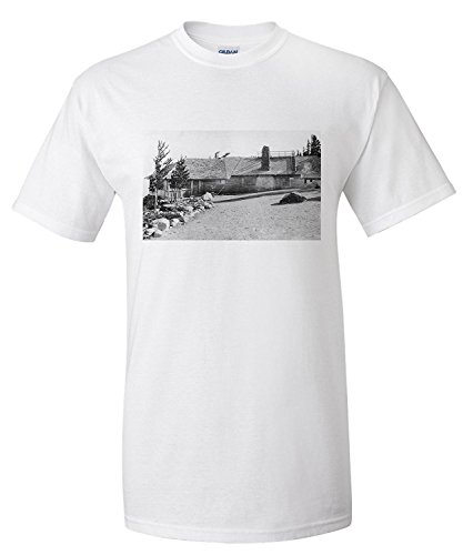 cloud-cap-inn-at-mt-hood-oregon-photograph-premium-t-shirt