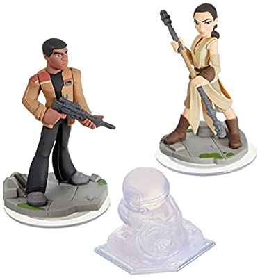 Infinity 3 Force Awakens EU Playset Pack (PS4/PS3/Xbox One/Xbox 360/Nintendo Wii U)