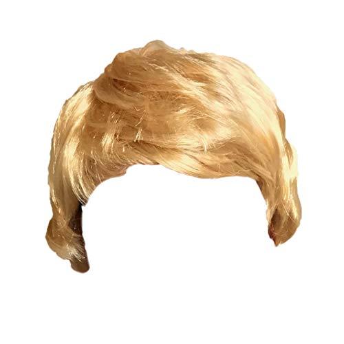 hliche Haar Herren Perücke, Schwarz Perücke Pimp Schwarz Alle Lace Toupee Toupet Haarteil Ersatz Männer Perücken Gebleichte Knoten Unsichtbare Natürliche Aussehende -(Schwarz) ()