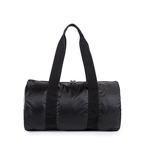 Herschel Packable Duffle Bag Nero