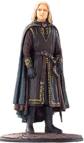 Lord of the Rings Señor de los Anillos Figurine Collection Nº 12 King Theoden 1