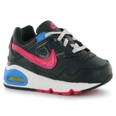 Nike Air Max Skyline 412377-3 Enfant Chaussures Noir Noir