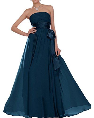 Missdressy - Robe - Plissée - Femme Bleu - Bleu marine