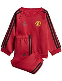 adidas Children s Manchester United Fc 3-Stripes Jogger 7a4942814