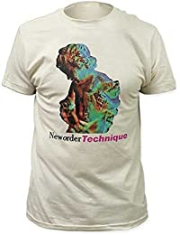 New Order Technique Fitted T-Shirt