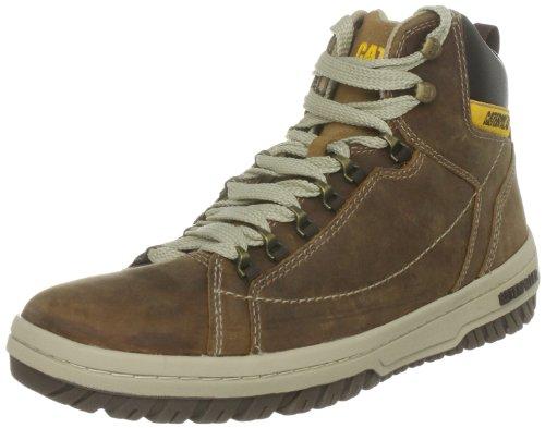 Caterpillar P711590, Sneaker uomo, Beige (Beige (dark beige)), 45