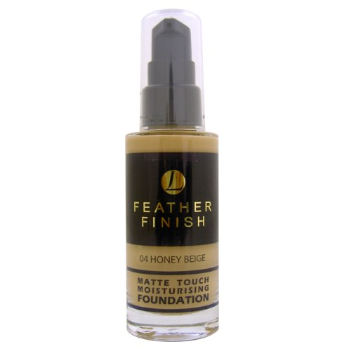 Matte Touch Moisturising Foundation de Feather Finish 04 Beige Miel 30ml