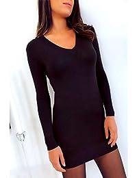 Miss Wear Line - Jerséi - Cuello en V - para Mujer c6ab100c1607