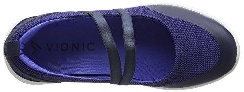Vionic Opal, Chaussures de Fitness Femme, Violet Bleu Marine