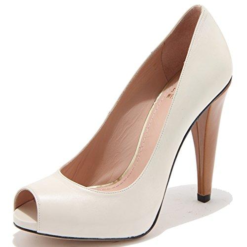 59070 decollete spuntato STUART WEITZMAN scarpa donna shoes women [35.5]