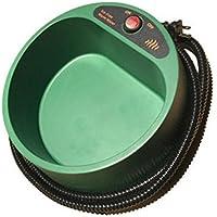 WYXIN Pet Calefactor Bowl Fiebre Cat Perro Alimento Placa Temperatura constante Aislamiento Agua Fuentes de agua